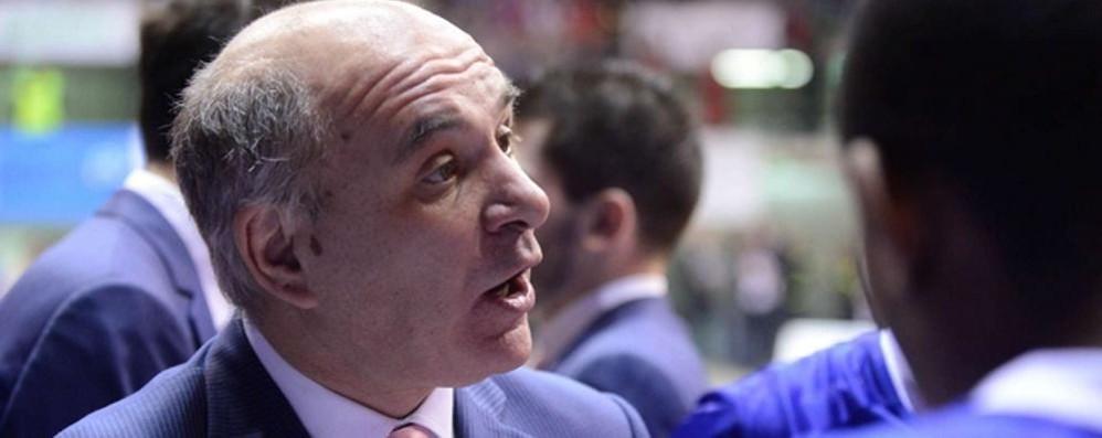 Ehi Cantù, senti un po' Molin  «Pashutin coach eccellente»