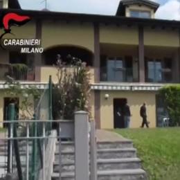 Ecco la casa sequestrata  a Casnate con Bernate