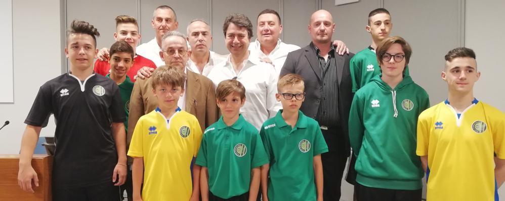 Calcio, nasce la Cantù Academy  «Parteciperemo a tutti i campionati»