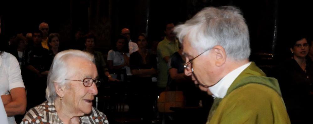 Il Collegio Gallio piange padre Balconi Rettore per vent'anni, domani il funerale
