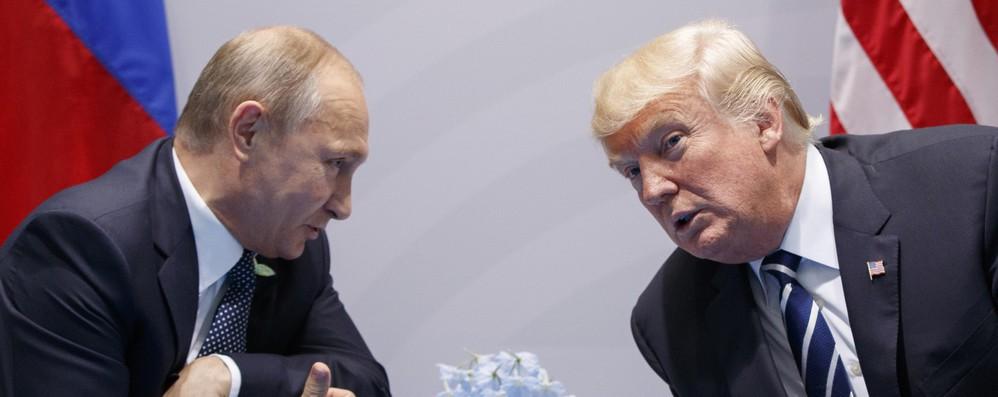 Ucraina: Tusk, Putin-Trump trattino rilascio detenuti politici