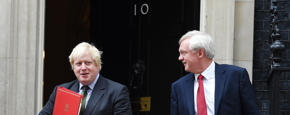 Brexit: si dimette anche Boris Johnson dopo Davis
