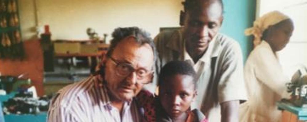 """Cantù, i 95 anni del """"Pattìn""""  «I miei 500 viaggi per curare i malati»"""
