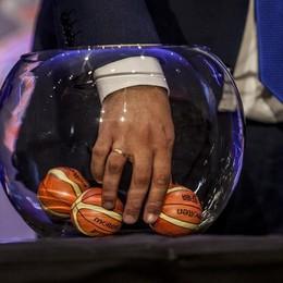 Champions League: in sorte a Cantù i campioni di Ungheria