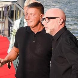 Dolce & Gabbana,   che spot per Como