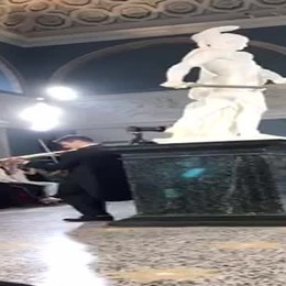 Dolce&Gabbana, la sfilata uomo a Villa Carlotta/2