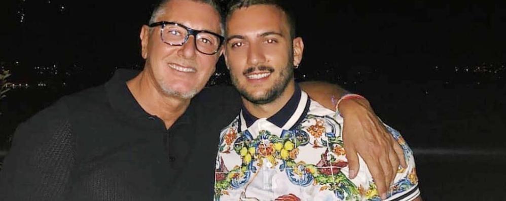 Stefano Gabbana per Maddy  E indossa il suo braccialetto
