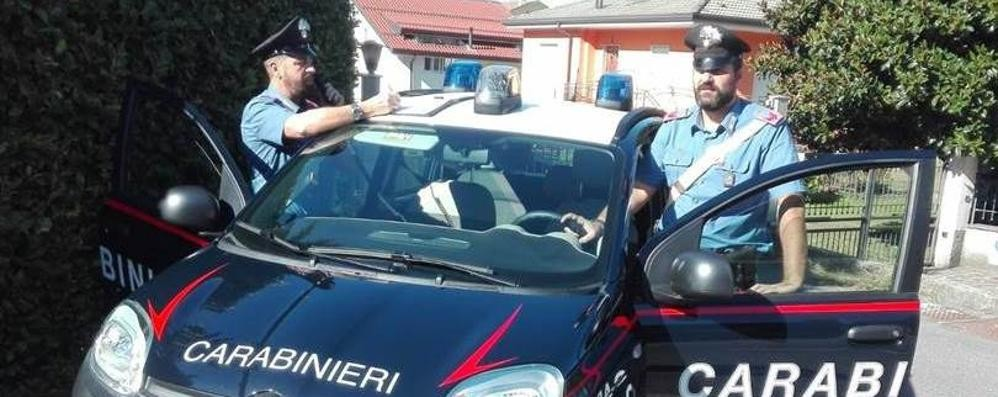 Cermenate, droga in casa Due persone arrestate