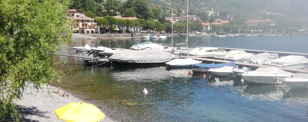 Il lago di Como scende sotto zero  «È sempre peggio, danni enormi»