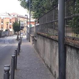 Cantù e la nuova sosta in centro  Altri 15 parcheggi in via Dante