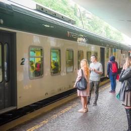 Treni Chiasso-Como della linea S11  Da oggi stop a Carimate, poi c'è il bus