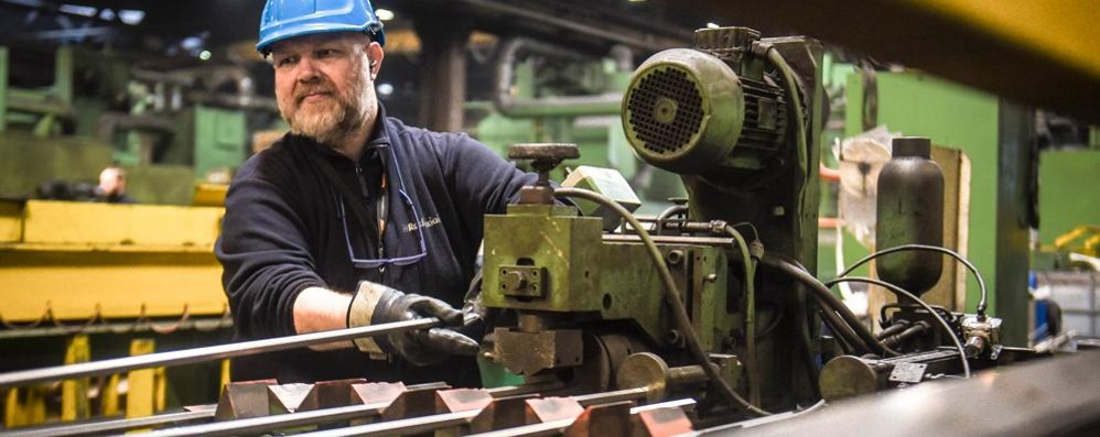 Industria, il 2018 è partito di slancio Produzione lariana al top in regione
