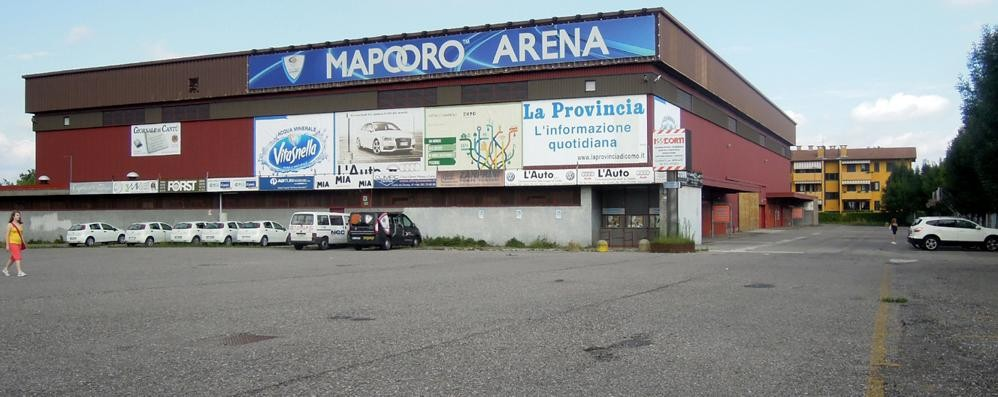 Palasport Pianella, c'è l'accordo  La demolizione all'inizio del 2019