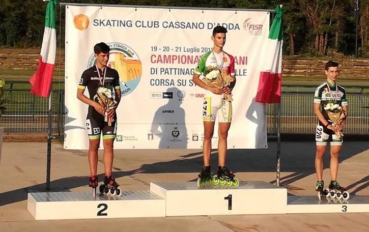 La grande impresa di Lorello È campione italiano Allievi