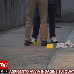 Rapina e spari al benzinaio a Busto  La polizia ha arrestato un canturino