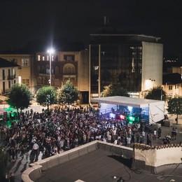 Eventi estivi, Cantù batte Como  «Tanta gente anche da fuori»