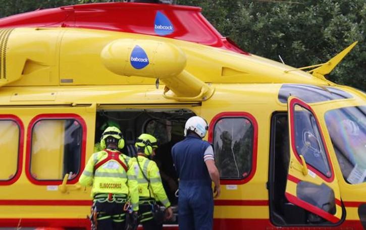 Incidente al Jungle park  Uomo ferito in ospedale