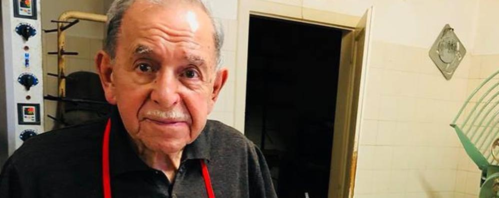 Luigi fa il gelato da 93 anni  E ora lancia il gusto canapa