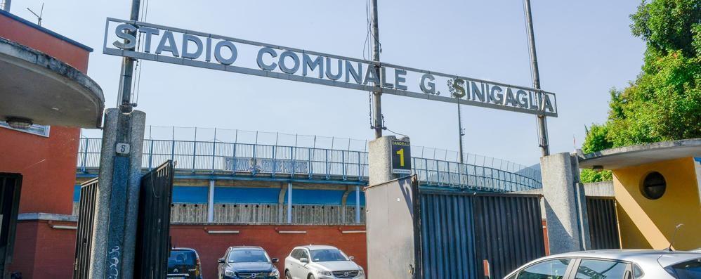 Calcio: il Como ha presentato  la domanda di ripescaggio in C