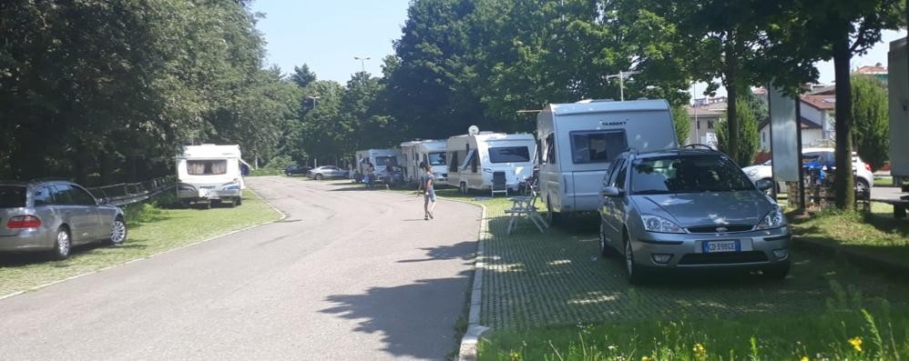 """Campo nomadi a Cantù Ma subito """"sfrattato"""""""