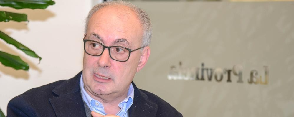Zomegnan: «Per Cantù   io ora sono un estraneo»