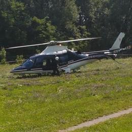 Merone, operazione antidroga nei boschi  Identificati 40 clienti nei ruderi della zona