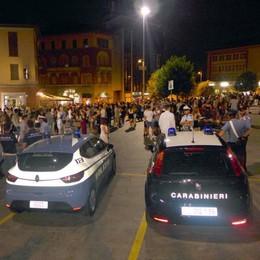 Movida a Cantù, linea dura  «Resta il coprifuoco»