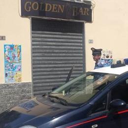Blitz anti droga a Locate  Tre arresti e un bar chiuso