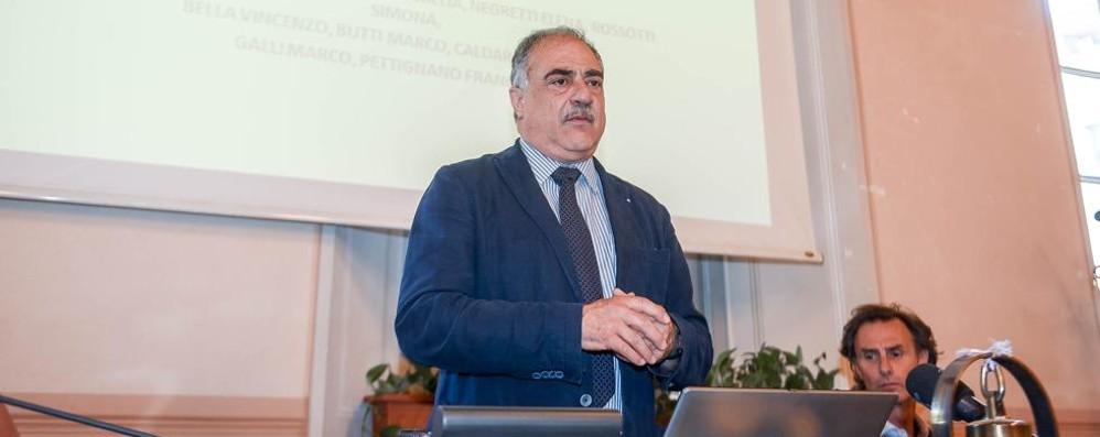 Como, Forza Italia   vota contro Negretti e sindaco