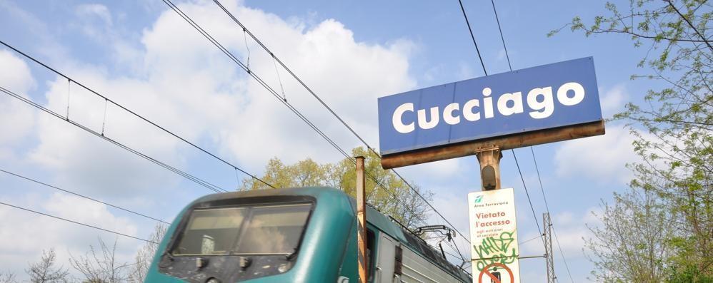 Cucciago, tragico incidente  Uomo muore sotto il treno