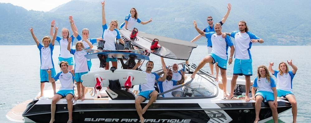 L'ItalLario sbarca in massa  ai campionati europei