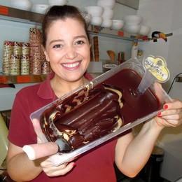 """""""Nonna Papera"""" di Cantù  la seconda gelateria d'Italia"""