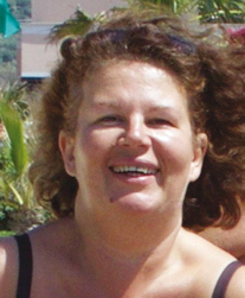 Alessandra Cappelletti, 52 anni