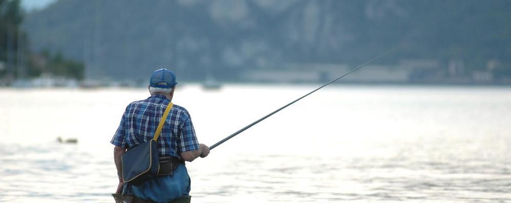 Pesca, tesserino unico  per Como e Lecco