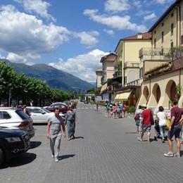 Bellagio, magnate inglese  dona 330mila euro  Per rifare la piazza