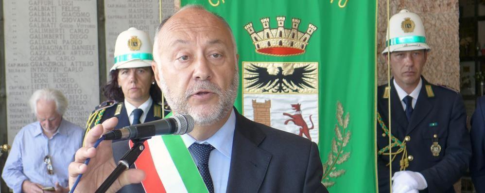 Arosio: «Io rispetto le sentenze  Non escludo dimissioni»