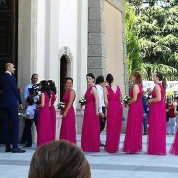Fenegrò, matrimonio da sogno  Anche il wedding planner è vip