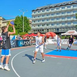 Jab Streetball, successo strepitoso Raddoppiate le squadre in piazza