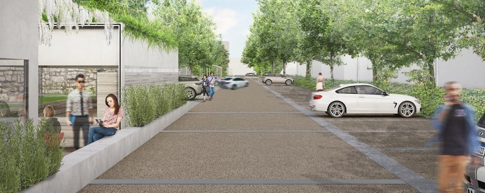 Como, la giunta ha deciso: no al progetto su viale Varese