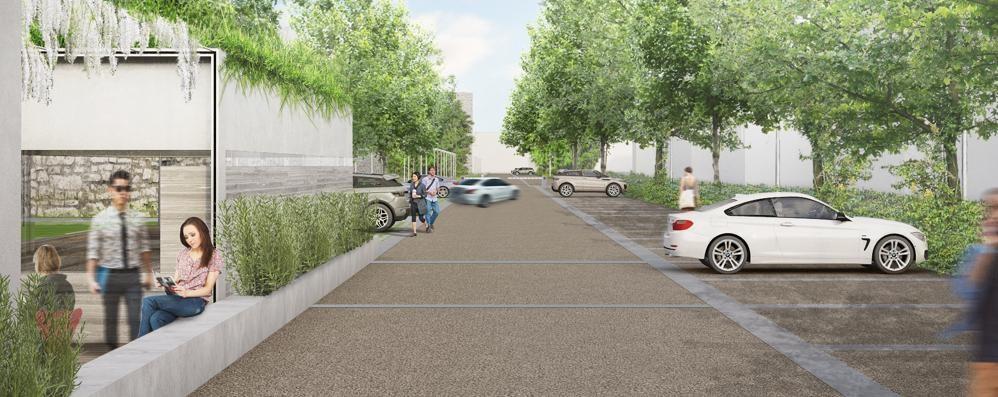 Como, parcheggio di viale Varese  I privati: «Pronti a fare modifiche»