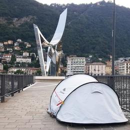 Di due turiste francesi  la tenda sulla diga  «Sembrava un posto sicuro»