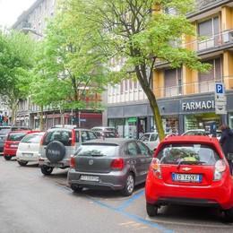 Viale Varese, l'ira di Majocchi  «Questo Comune è contro i privati»