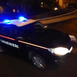Folle corsa a 150 orari  Ladro in fuga semina il panico  tra Erba e Albavilla