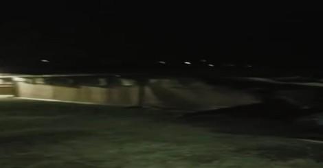 Incendio al canile della Valbasca