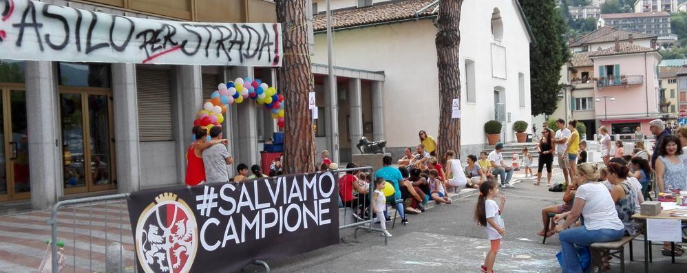 Campione in rosso   Perde anche l'asilo   GUARDA IL VIDEO