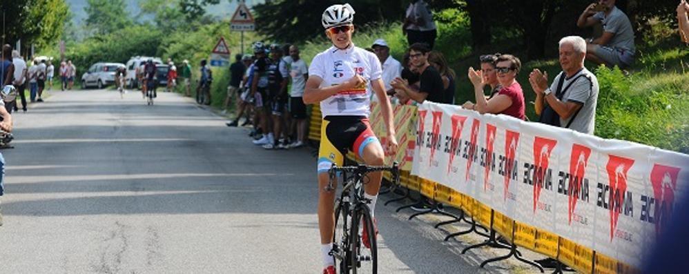 Giro della Provincia  Mathias Va...cek