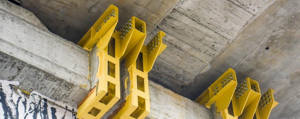 Il sindaco di Como:   «Giusto chiudere il viadotto»