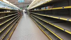 SuperDì, non c'è più merce   E il magazzino di Turate va in ferie