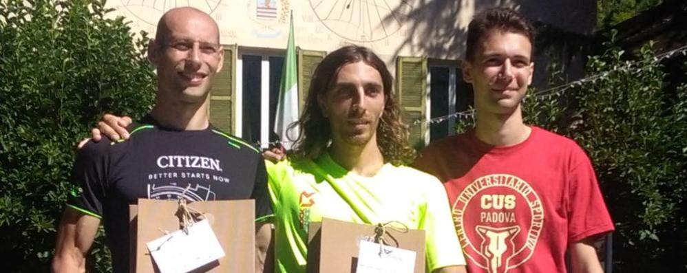 De Bernardi concede il bis  A Ferragosto primo a Porlezza