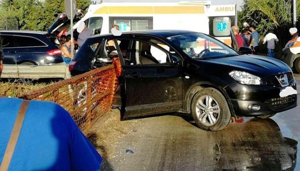 Incidente nell'Agrigentino  Morto bimbo di 6 anni di Turate